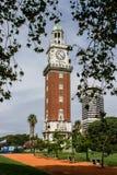 Башня часов Buenos Aires англичанин стоковые изображения