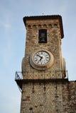 башня часов cannes Стоковые Фото