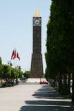 башня часов tunis Стоковая Фотография RF