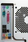 башня части компьютера Стоковые Фото