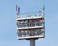 башня части освещения фонарика equipm Стоковые Изображения