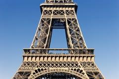 башня части eiffel известная Стоковое Фото