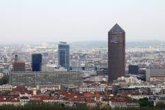 башня части lyon dieu Стоковые Фото
