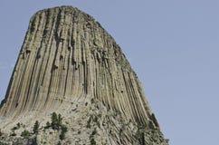 Башня дьявола стоковые фото