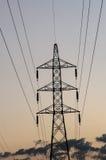 Башня электрическая Стоковые Изображения