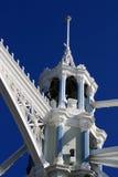башня детали моста Стоковая Фотография RF