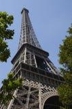 башня 31 eiffel paris Стоковое Изображение