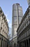 башня 42 Стоковое Фото