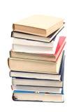 башня 5 книг Стоковая Фотография RF
