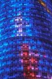 Башня Agbar в Барселоне - 10/02/2010 Стоковая Фотография RF
