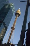 башня amp Сиднея Стоковое Изображение