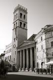 башня assisi s стоковое изображение rf