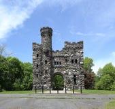 Башня Bancroft в парке Солсбери, Массачусетсе стоковая фотография rf