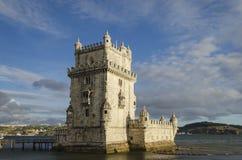 башня belem Стоковое Изображение RF
