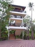 башня birdwatcher Стоковые Изображения
