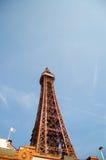 башня blackpool Стоковые Фото