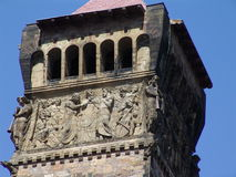 башня boston Стоковое Фото