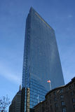 башня boston hancock john Стоковое Изображение RF