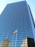 башня boston hancock ma Стоковые Фото