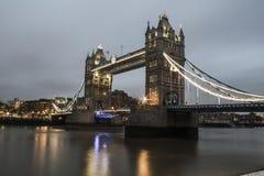 башня bridge1 Стоковая Фотография RF
