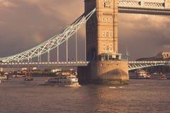 башня bridge1 Стоковые Фото