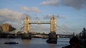 башня bridge1 Стоковое Изображение
