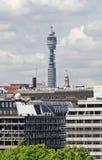 Башня BT Стоковое Изображение