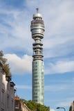 Башня BT Стоковые Фотографии RF