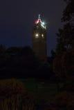 Башня Cabot к ноча Стоковые Фото