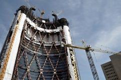 башня calgary смычка Стоковая Фотография