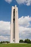 башня carillon колокола Стоковое Изображение