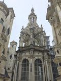 Башня castel Chambord Стоковые Фотографии RF