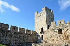башня castellan Стоковое Изображение RF