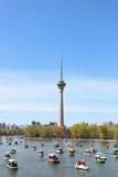 Башня CCTV Пекина Стоковая Фотография RF
