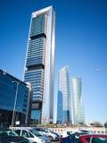 Башня Cepsa в Мадриде Стоковое Фото