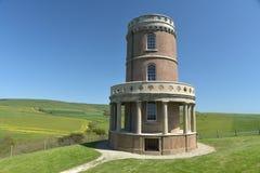 Башня Clavell, залив Kimmeridge Стоковые Изображения