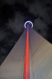 Башня CN в Торонто, Канаде Стоковая Фотография