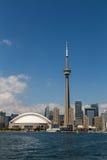 Башня CN и центр Rogers Стоковые Фото