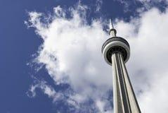 башня cn Стоковая Фотография