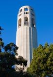 башня coit Стоковая Фотография RF
