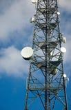 башня comunication Стоковые Изображения