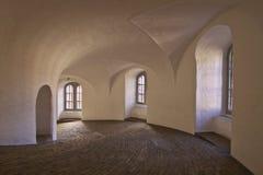 башня copenhagen Дании круглая Стоковое Фото