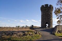башня craig замока стоковая фотография