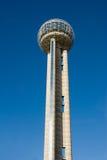 башня dallas Стоковые Фотографии RF