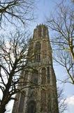 Башня Dom, Utrecht Стоковые Фото