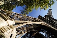 башня eifel Стоковая Фотография RF