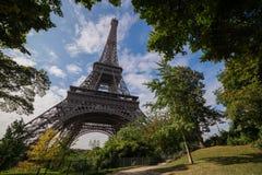 Башня Eiffel, Париж Стоковое Фото