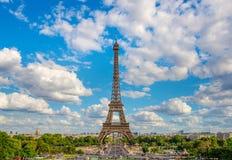 башня eiffel Франции paris Стоковое Фото