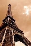 башня eiffel paris Стоковые Изображения RF