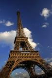 башня eiffel paris Стоковая Фотография RF